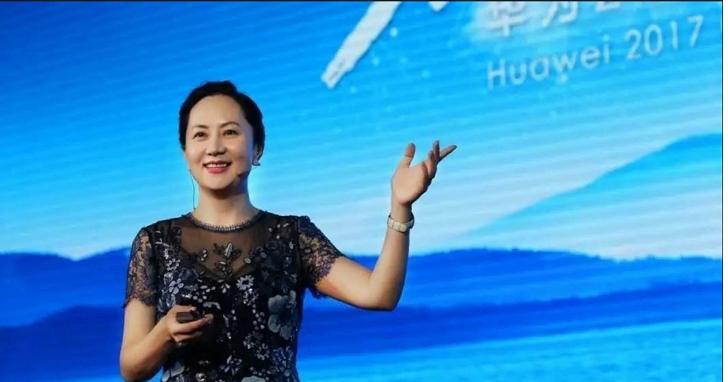 華為創始人之女、華為財務長 孟晚舟 因美國政府要求,在加拿大溫哥華被捕