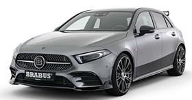 直逼AMG A35!Brabus推出Mercedes-Benz A-Class升級套件