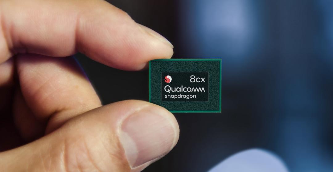 高通推出輕薄筆電用的 Snapdragon 8cx 處理器