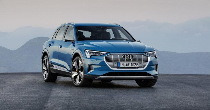 Audi投資百億歐元發展電動車、數位應用及自動駕駛