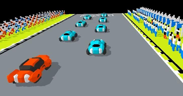 把紅白機遊戲直轉3D遊戲,3DNes 模擬器現在將1985年的老賽車遊戲變立體了!