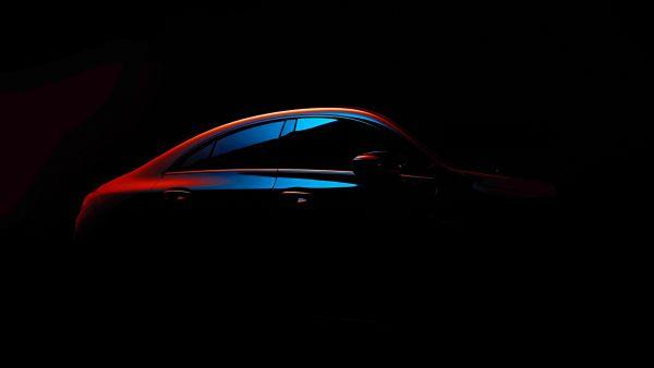 發表倒數,Mercedes-Benz大改款CLA預告2019美國CES展正式現身!