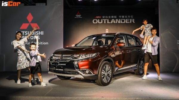 安全無需選配,Mitsubishi Outlander 19 年式新車「94.9萬元」起,全車系標配 e-Assist 主動安全系統!