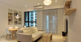 小坪數裝修也能很有風格!舒適解壓北歐風 築晨系統傢俱空間設計