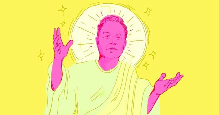 「救世主」馬斯克和他的「神教」特斯拉