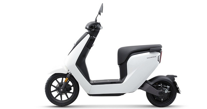 HONDA中國參戰電動機車市場,Honda V-GO 會是小牛電動機車的最大對手嗎?