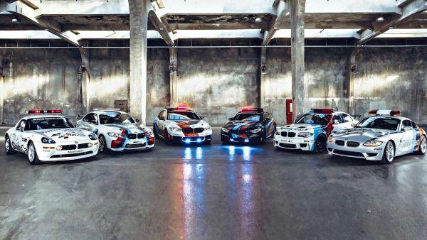 M Power大滿貫!BMW擔綱MotoGP安全車二十週年回顧