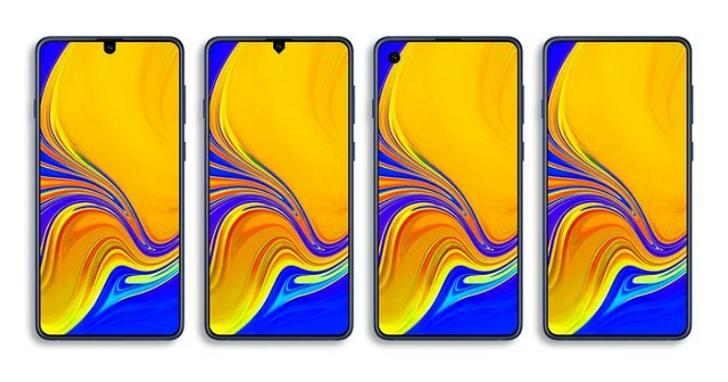 回顧智慧手機2018這一年,就是一場對「瀏海」的圍剿戰爭