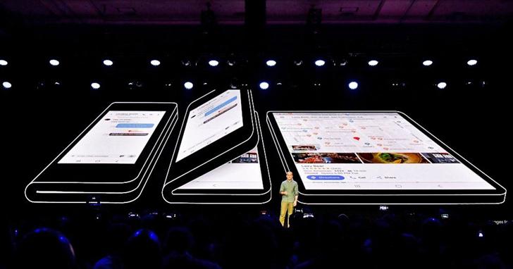 四鏡頭、螢幕挖孔、折疊手機,2019年手機八大趨勢你看好哪個?