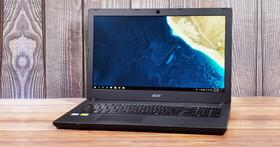 Acer Travelmate P2(2510-MG)試用報告:外觀樸實,但功能完備的獨顯商務筆電