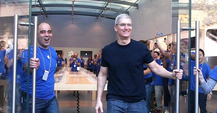 蘋果承認iPhone在中國賣得不好,大幅下調營收預期,盤後大跌8%