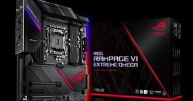 是開始也是終結,Asus 推出 ROG Zenith Extreme Alpha 與 ROG Rampage VI Extreme Omega 主機板