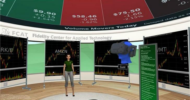 HTC VIVE結盟MOZILLA與AWS 攜手推出VR專用網路瀏覽器FIREFOX REALITY