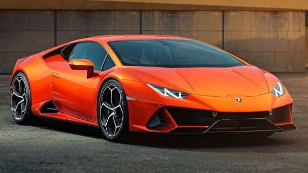 小狂牛改款駕到!Lamborghini Huracan Evo正式發表