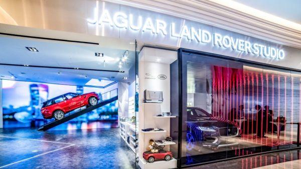 時尚藝術人文的跨界合作,JAGUAR LAND ROVER STUDIO 微風南山正式開幕!