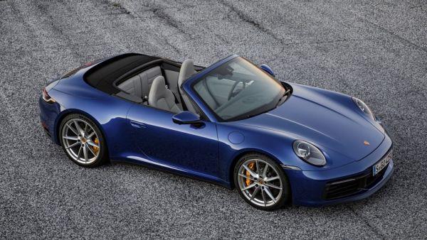 736萬元起開放預售,Porsche Typ 992 911 Cabriolet 迎接開篷季節!