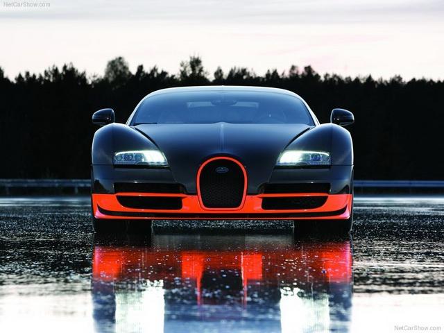 2013當代頂尖超跑(2):Bugatti Veyron Super Sport