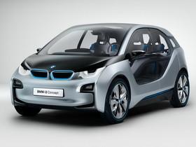 BMW i3電動車明年開賣!量產車著迷彩輕裝街頭試車
