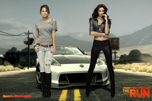 Need for Speed 明年對抗「玩命關頭6」的年度大戲:將以複製車粉墨登場!