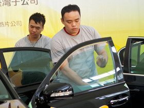 3M與北市職能發展學院攜手培訓專業汽車隔熱紙貼膜人才