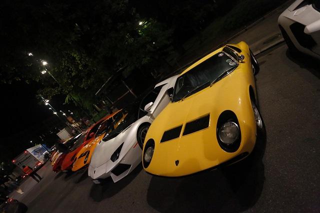 Lamborghini 50週年慶典,350輛蠻牛齊聚同慶