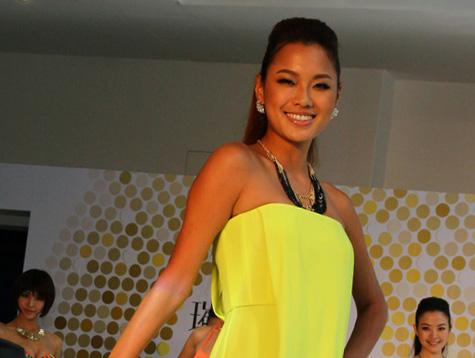 SUBARU贊助伊林娛樂「璀璨之星」之我也愛名模王麗雅篇