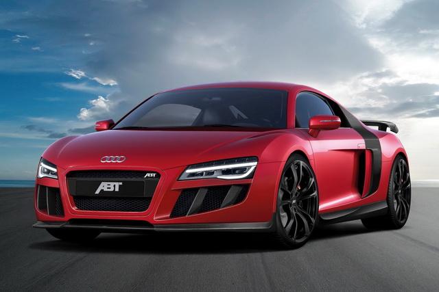 ABT Sportsline推出比 Audi R8 Plus V10還夠力的性能套件!但沒有跑比較快