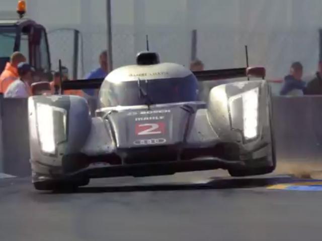 Audi在美國推出「不可能的任務」廣告影片!賽車、quattro、安全、科技兼具