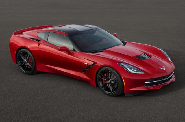 好棒!Chevrolet Corvette Stingray魔鬼魚將有455匹馬力!你說可以電誰?