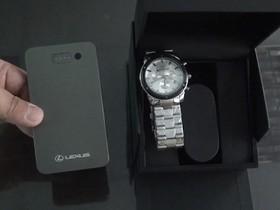 【得獎公佈】日式精緻的完美!Lexus行動電源及水晶鏡面瑞士機芯防水石英錶贈送