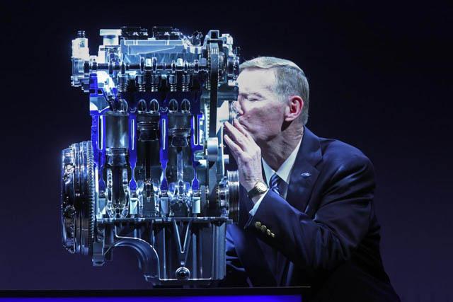 尺寸僅A4紙張大小的 Ford EcoBoost 1.0L引擎不但稅金低,油耗與動力更是一絕!