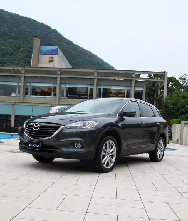 七人座旗艦跑旅 Mazda New CX-9正式在台發表,售價189.9萬元起跳