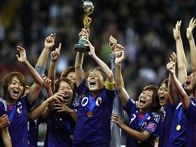 日本獲女足世界杯冠軍:Twitter 每秒推文數創新高