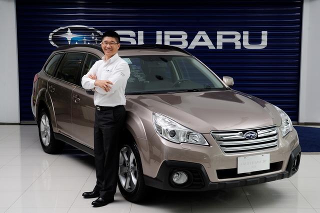銷售再創新高 SUBARU台灣意美汽車表現深受肯定!限時推出優惠專案!