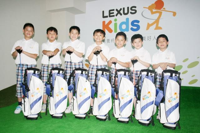 2013 LEXUS兒童高爾夫公開賽8/31開打!不限LEXUS車主子女參加,即日起受理報名
