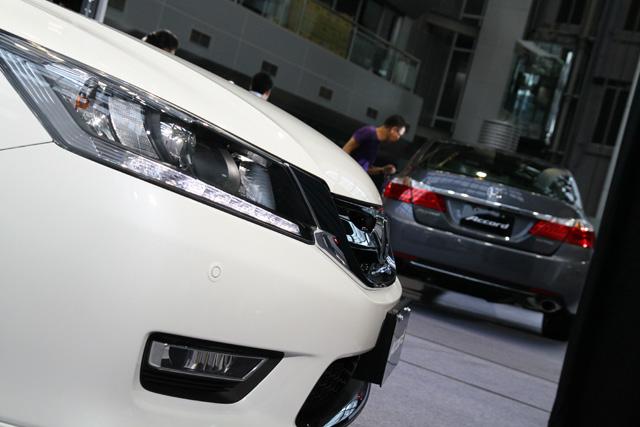 2013 Honda New Accord 上市!美國原裝進口129萬起、安全滿分而且還帥到掉渣