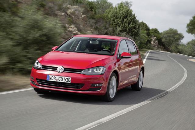 上網分享即有機會免費體驗 VW The new Golf一個月!