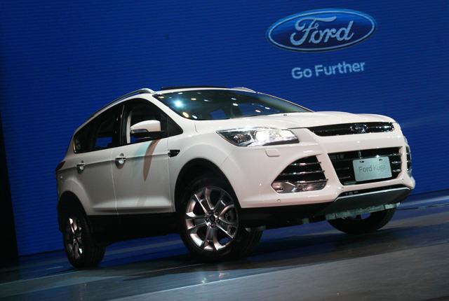 88.8萬起,全新 Ford KUGA休旅車正式上市!能識別超過10,000條語音命令!