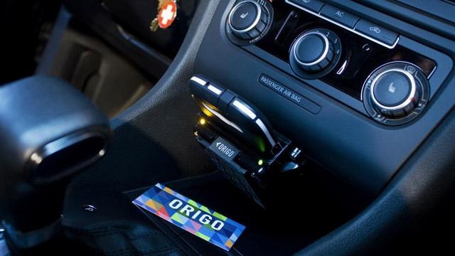透過 ORIGOSafe手機認證啟動裝置,不再分心駕駛玩手機!幾條命馬上就撿回來了...