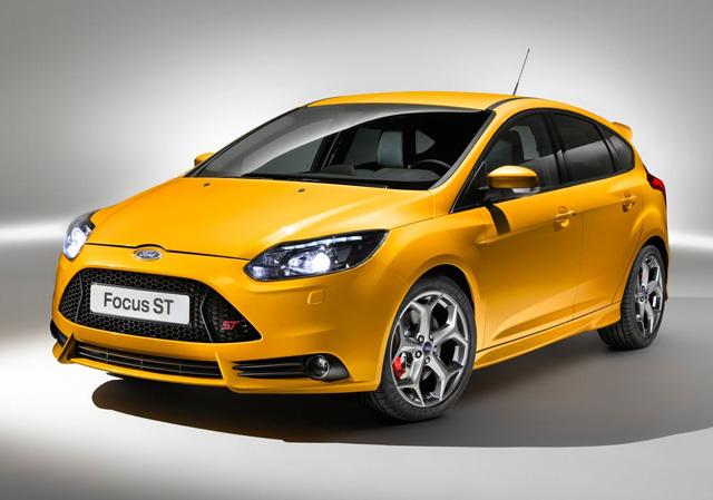 熱血鋼砲 Ford Focus ST138.8萬正式上市,首批60台配額一周即售罄!