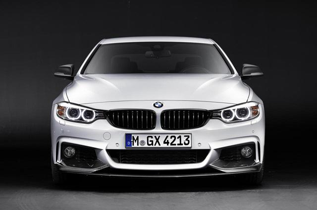 BMW公佈 435i M Performance改裝套件車, 外觀比現役 M3 Coupe還要兇!