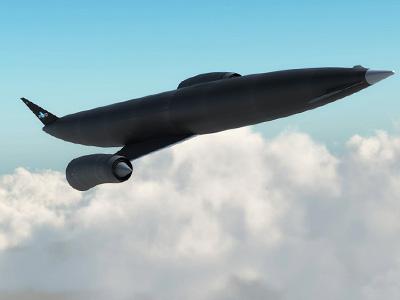 SABRE動力太空飛機預計2020年升空,將可衝破5倍音速!