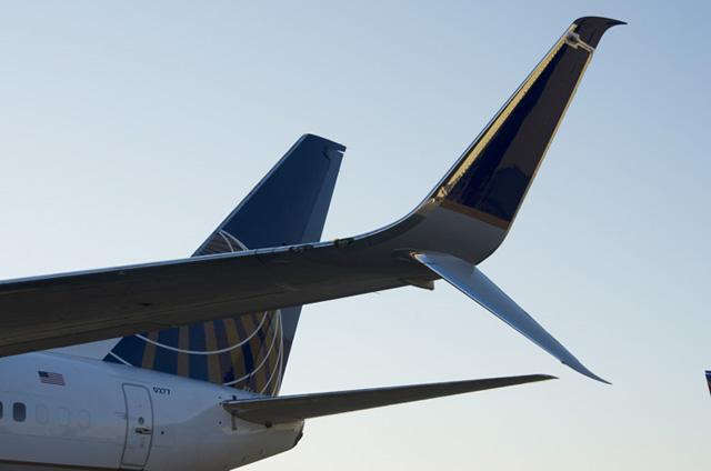 區區兩片 737翼端帆能讓聯合航空每年省下58億!什麼東西這麼神奇?