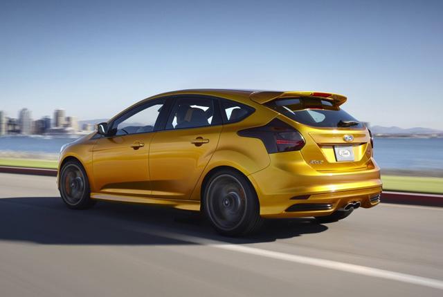 引擎瘦身(Downsizing)時代來臨, Ford EcoBoost以小博大!