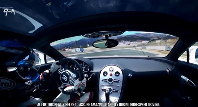 Bugatti Veyron攻佔日本富士賽道,1,000馬力超跑開起來到底有多爽?