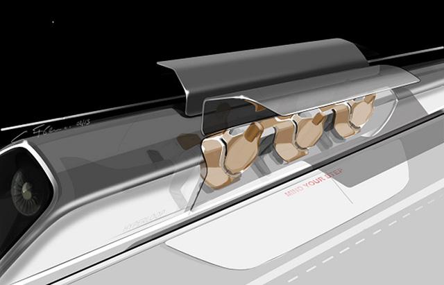 時速超越1,126公里的太陽能超高速列車,台北飆到高雄大約20分鐘!