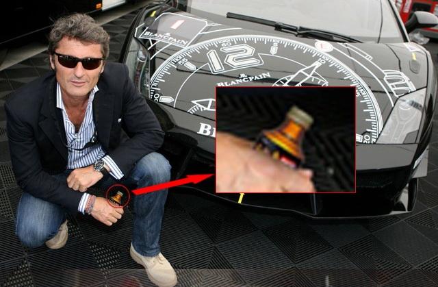 Lamborghini是義大利蠻牛...那這是保力達蠻牛嗎?