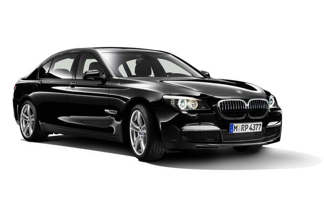 全新BMW 7系列加裝品預購特惠專案活動即日展開