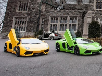 大家來找碴之藍寶堅尼 Lamborghini Aventador篇~