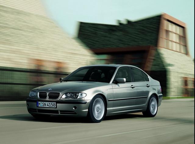 氣囊充氣不完全疑慮:BMW總代理汎德針對 3系列房車車型(E46)展開召回改正活動